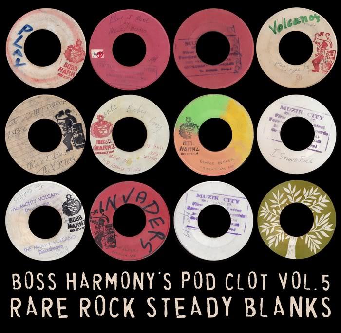 Rare Rocksteady